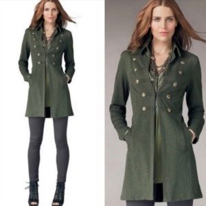 CAbi /// Olive Green Military Cavilleri Jacket
